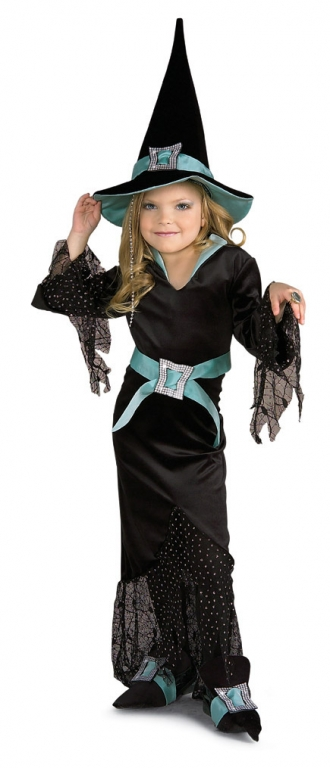 5th Ave Witch Costume