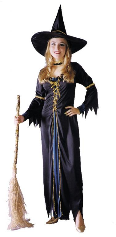 Renaissance Witch Plus Size Adult Costume