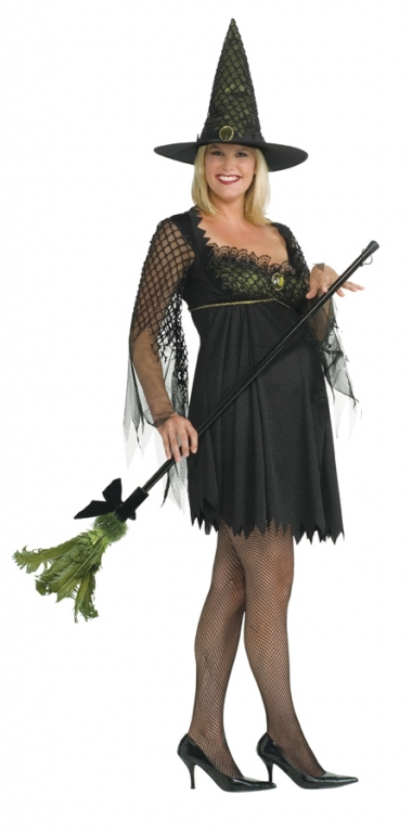 Witch Maternity Costume