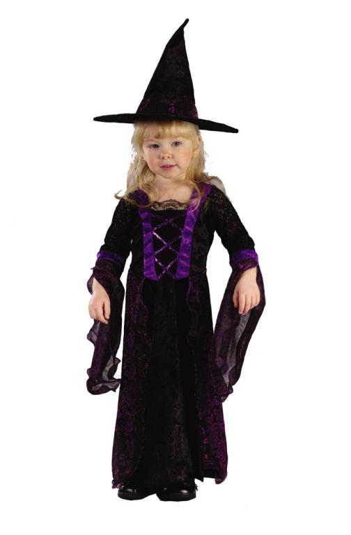 Witchie Witch Toddler Costume