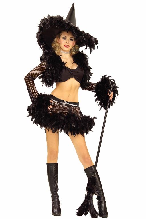 Sultry Witch Adult Costume