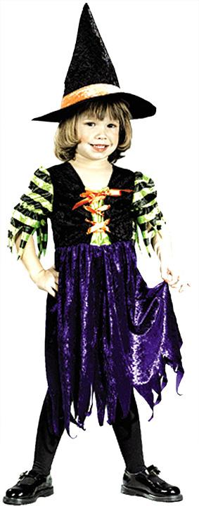 Fairy Tale Witch Toddler Costume