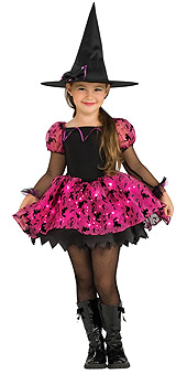 Moonlight Magic Witch Costume