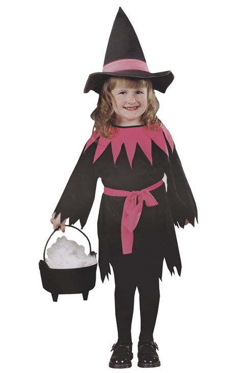 Lil' Miss Witch Toddler Costume