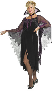 Sorceress Maternity Costume