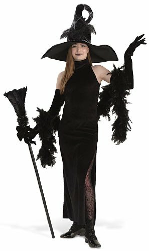 The Merry Witch Adult Costume