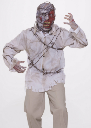 Barbed Wired Adult Costume