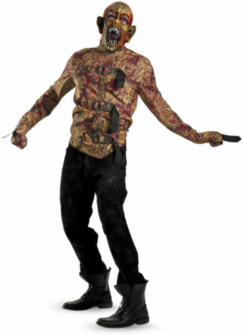 Clive Barker - Scream Classic Adult Costume