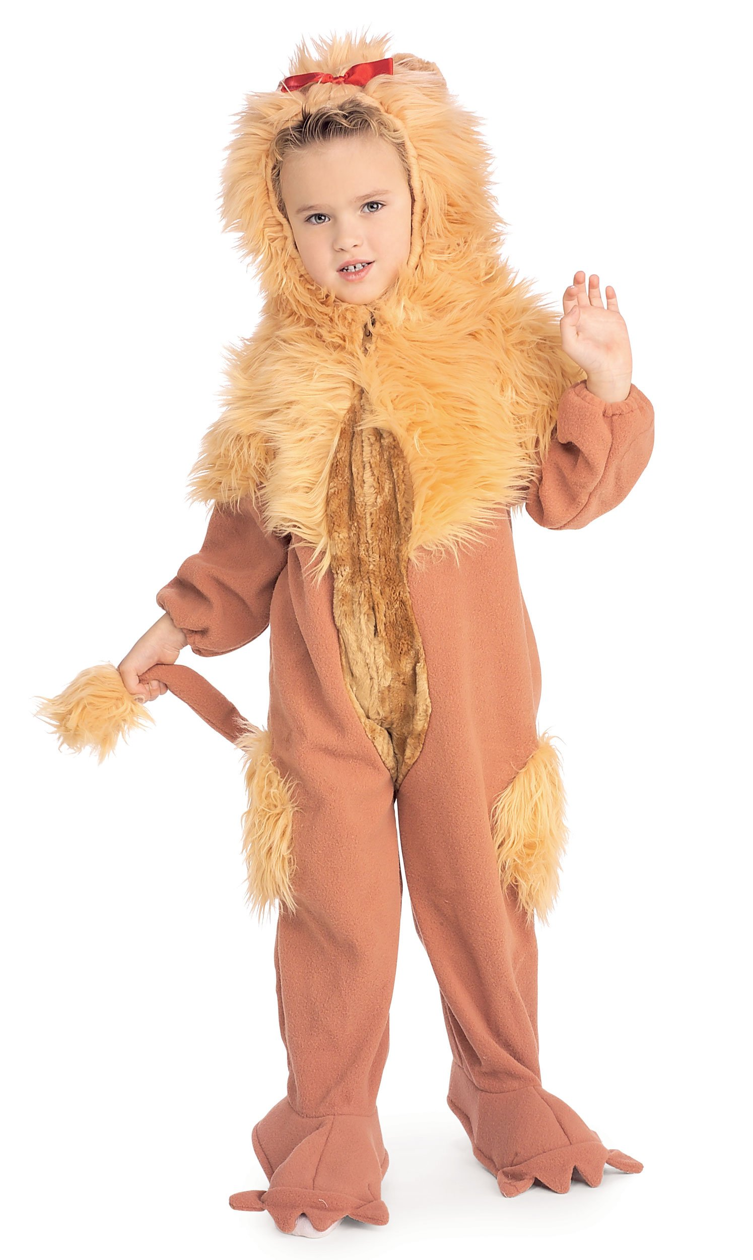The Wizard of Oz Premium Cowardly Lion Toddler / Child Costume