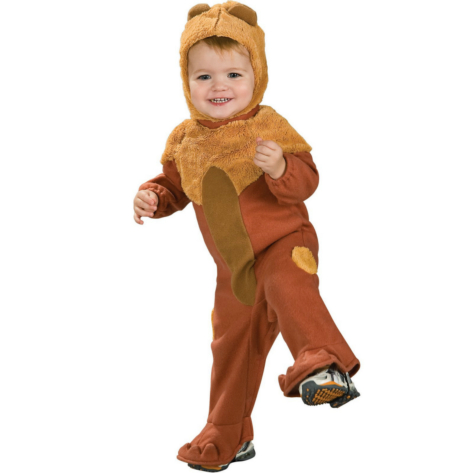 Wizard of Oz Cowardly Lion Infant Costume