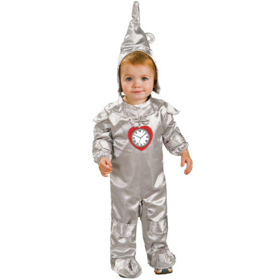Wizard of Oz Tinman Infant Costume
