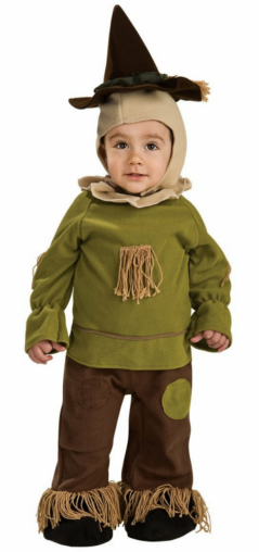 Wizard of Oz Scarecrow Infant Costume