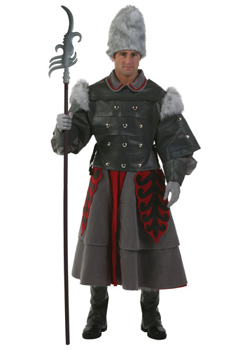 Plus Size Witch Guard Costume