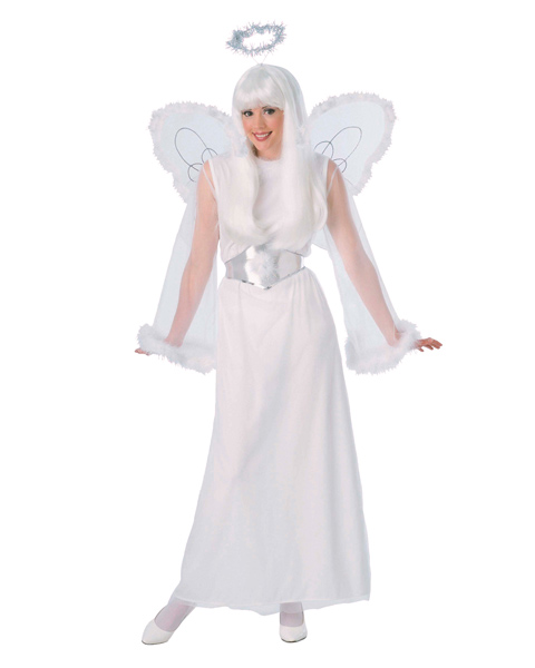 Snow Angel Costume for Adult