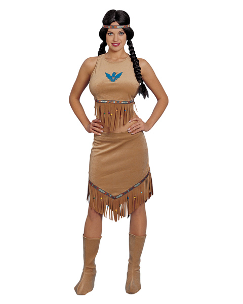 Indian Babe Costume For Women