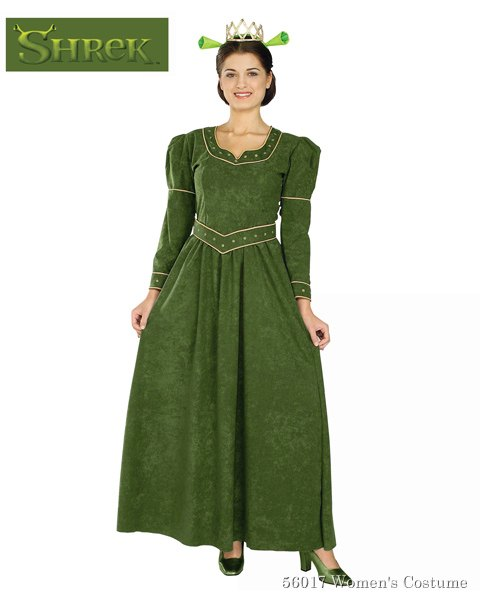 Princess Fiona Costume for Women