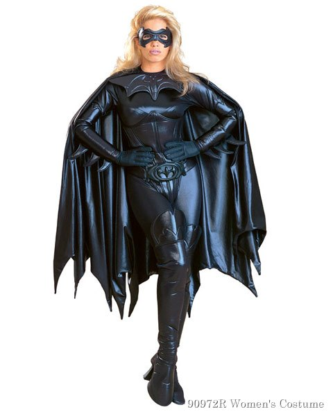 Collector's Batgirl Womens Costume