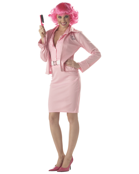 Grease Pink Ladies Frenchie Costume