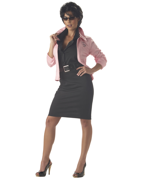 Grease Pink Ladies Rizzo Costume