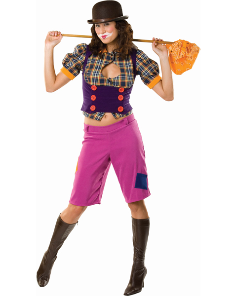 Womens Hobo Honey Costume