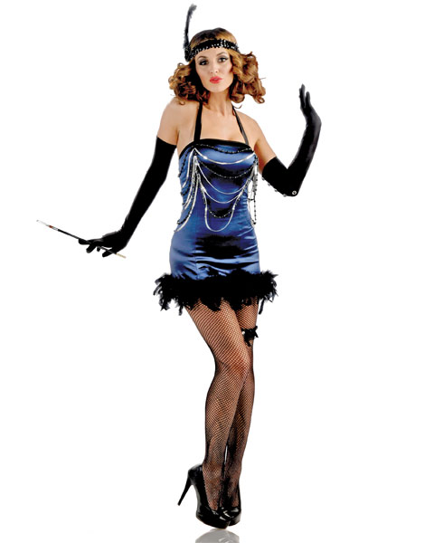 All That Jazz Sexy Womens Flapper Costume