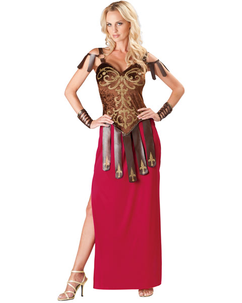 Gorgeous Gladiator Womens Costume