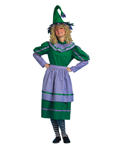 Adult Munchkin from the Wizard of Oz Costume