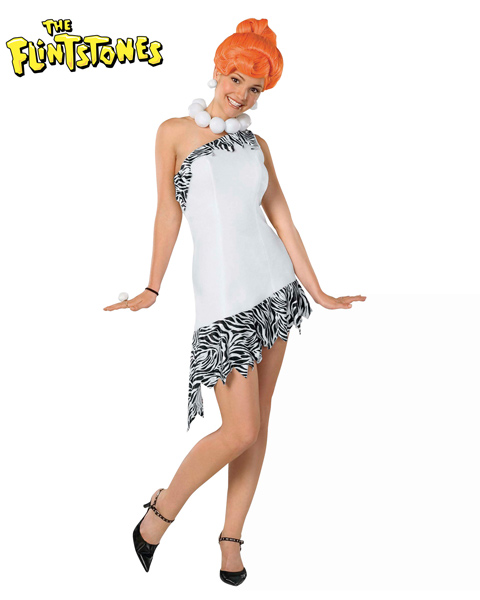 Adult Wilma Flintstone Costume