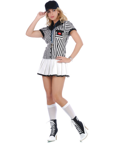 Adult 3-Piece Ravishing Referee