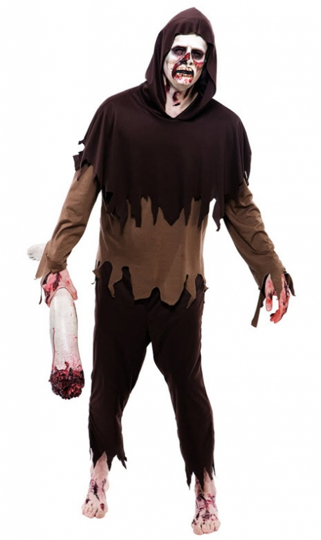 Rotten Flesh Adult Costume Large