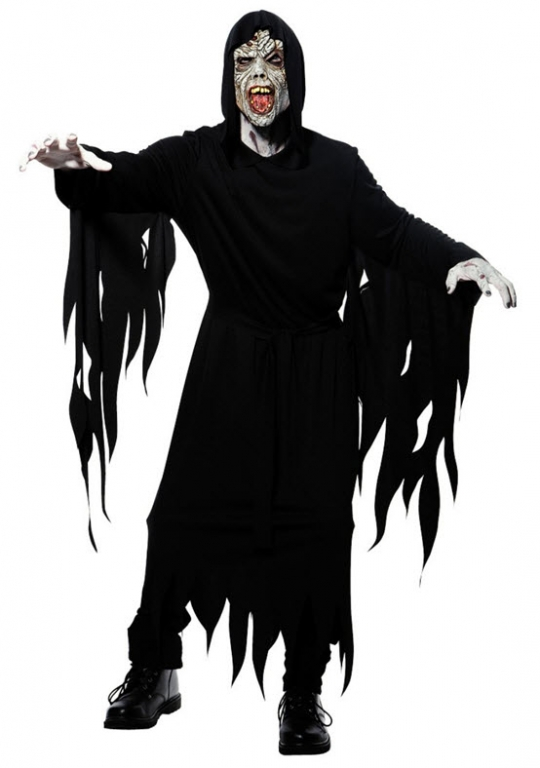 Death Reaper Mens Costume Medium