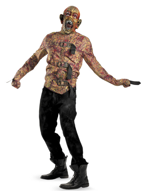 Clive Barker Tormented Costume
